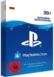PSN 30 EUR (DE) - PlayStation Network Gift Card