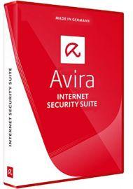 Avira Internet Security Suite 3 Years  2 Users [EU]