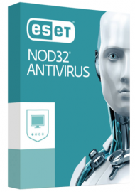 ESET NOD32 Antivirus 1 PC 1 Year [EU]