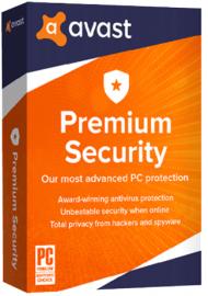 Avast Premium Security 10 PCs 1 Year [EU]