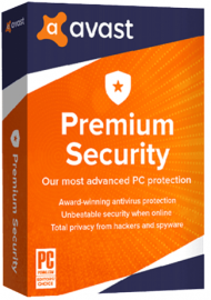 Avast Premium Security 1 PC 2 Years [EU]
