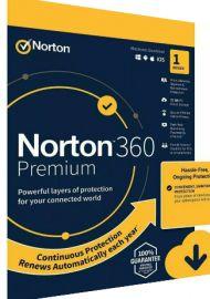 Norton 360 Premium - 1PC - 1 Year - 75GB Cloud Storage [EU]
