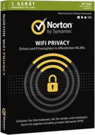 Symantec Norton WIFI Privacy 1.0  1 Device 1 Year [EU]