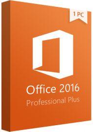 Microsoft Office 2016 Pro Plus (1 PC)