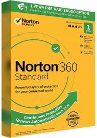 Norton 360 1 Device / 1 Year 10GB Cloud Storage  [EU]